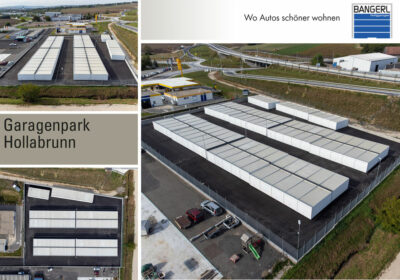Bangerl Garagenpark Hollabrunn 2021