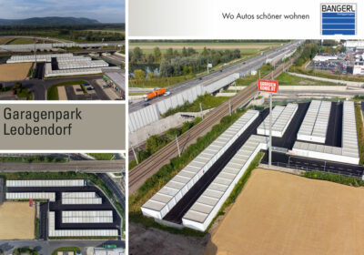 Bangerl Garagenpark Leobendorf 2021